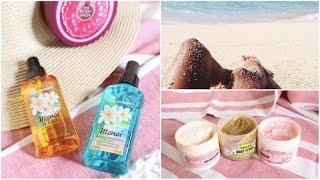 Les produits que j'emmène en vacances │Summer 2014 Thumbnail