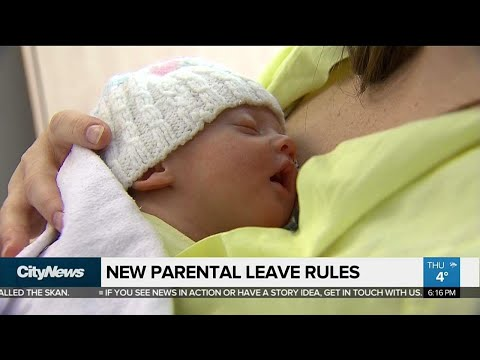 Changes coming to parental leave rules