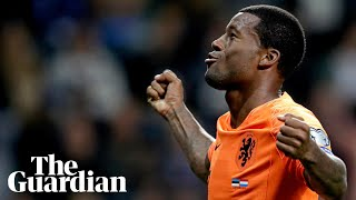 Wijnaldum on racism in football: 'What can you do as a player? It's a problem in society'