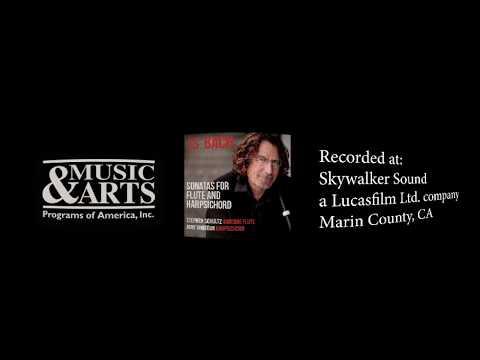 Bach In The Studio - Stephen Schultz & Jory Vinikour