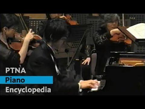 2007コンペティション特級銅賞 實川風/ショパン:ピアノ協奏曲第1番 第1楽章