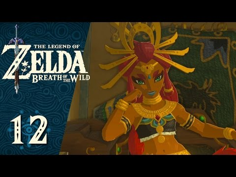 Zelda Breath of the Wild #12 FR - Link, le travesti Gerudo