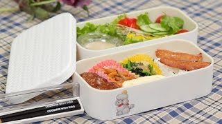 How to Pack a Francis Bento Lunch Box | Cooking with Dog