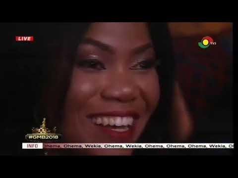 GHANA MOST BEAUTIFUL GRAND FINALE FULL VIDEO GMB 2018
