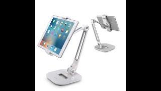 AboveTEK Long Arm Aluminum Tablet/phone stand review