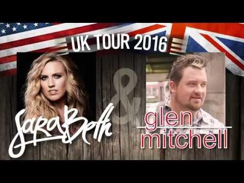 SaraBeth & Glen Mitchell UK Tour Announcement