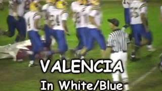 PACIFICA  -V- VALENCIA 09