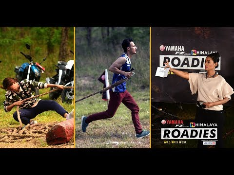 HIMALAYA ROADIES Wild Wild West | SEASON 2 | EPISODE 15