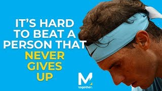 NEVER QUIT - MOTIVATIONAL VIDEO thumbnail