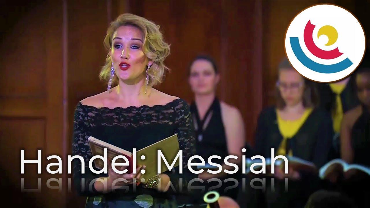 Magdalene Minnaar - Rejoice Greatly, O Daughter of Zion - Handel's Messiah
