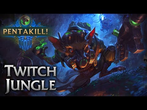 Twitch Jungle Spraying and Praying - Omega Squad Twitch - Le