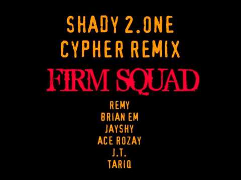 Firm Squad Cypher Ft. JT