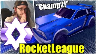 KANN ICH CHAMP 2 HALTEN? - Rocket League [Deutsch/German]