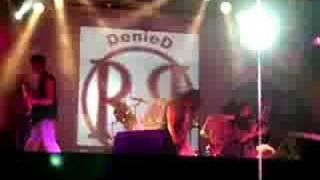 DenieD live - Roccarock - when the slate becomes diamonds