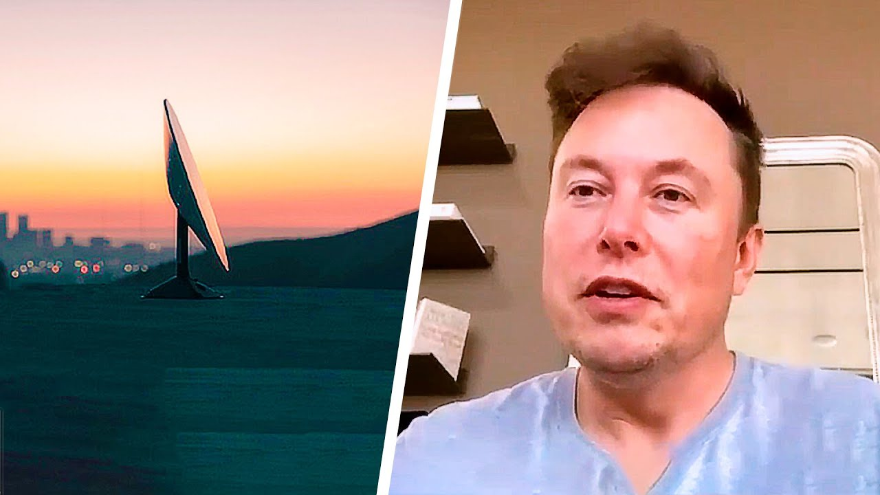Elon Musk announces Starlink to Mars, Starship's stratospheric flight and Moonship in 13 minutes