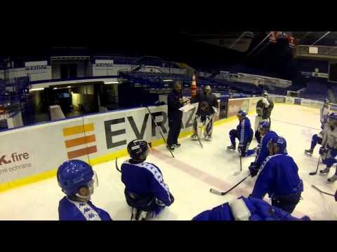 Den hokejisty HCVSJ (HC Vítkovice steel juniorka)