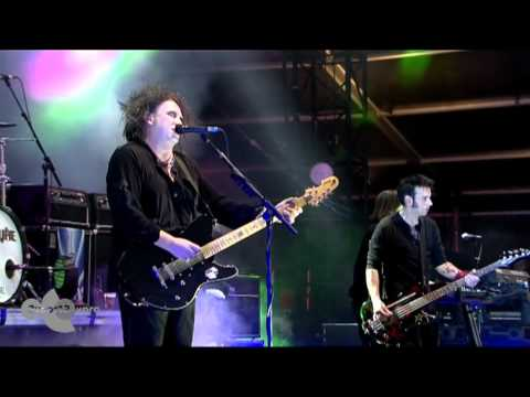 The Cure - Lullaby Live Op Pinkpop 2012