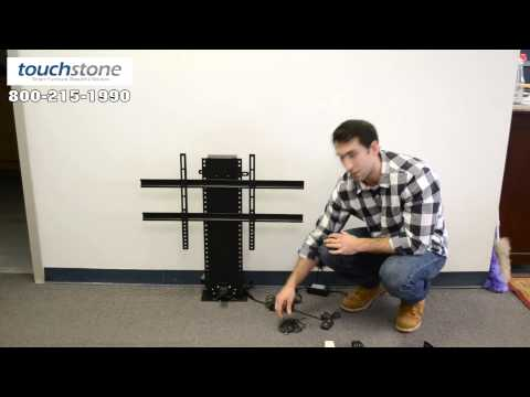 Whisper Lift II PRO Advanced TV Lift from Touchstone Home Products