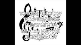 Todo Te lo Doy (letra) Alex Zurdo (De la A a la Z)