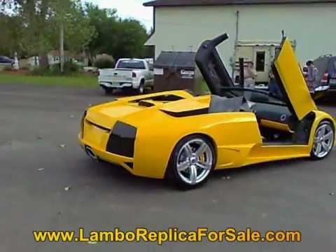 Lamborghini Murcielago Lp640 Replica 350 V 8 Kit Car