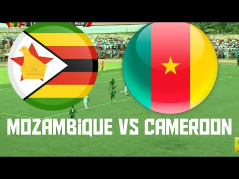 Mozambique vs Cameroon Live | Africa Cup of Nations Qualification | Mozambique vs Cameroun en direct