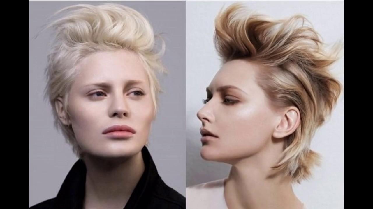 Styling Ideen Fur Kurze Haare Fur Frauen