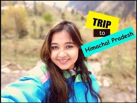 Himachal Pradesh Vlog // #DConTheRoad