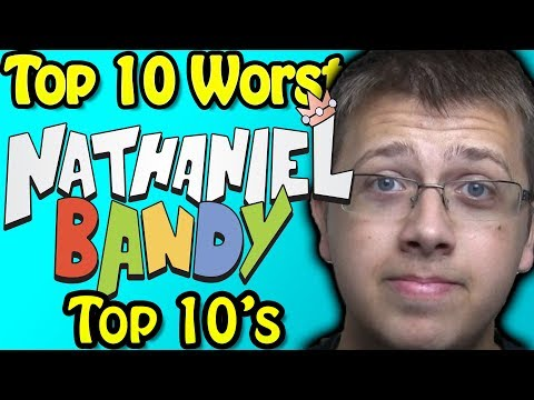 Top 10 Worst Nathaniel Bandy Top 10s