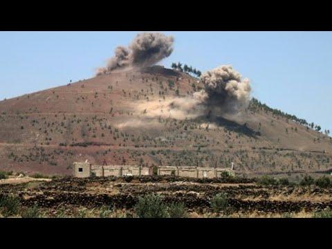 سوريا: مقتل وإصابة العشرات في قصف جوي على درعا وإجلاء المئات من القنيطرة  - نشر قبل 1 ساعة