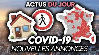 Nouvelles mesures en France, l'horreur au Congo, Michael Jordan... Actus du jour