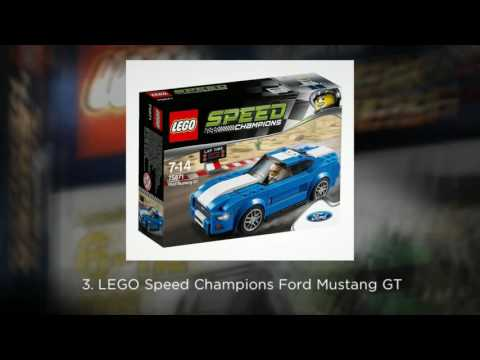 Best LEGO Sets for 7 Year Old Kids - 2016 Spring and Summer Top 5 List