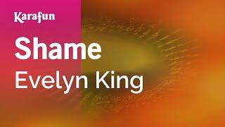Karaoke Shame - Evelyn King *