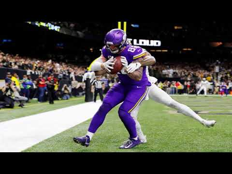 Vikings' Overtime Touchdown Upsets Saints' Plans Once Again