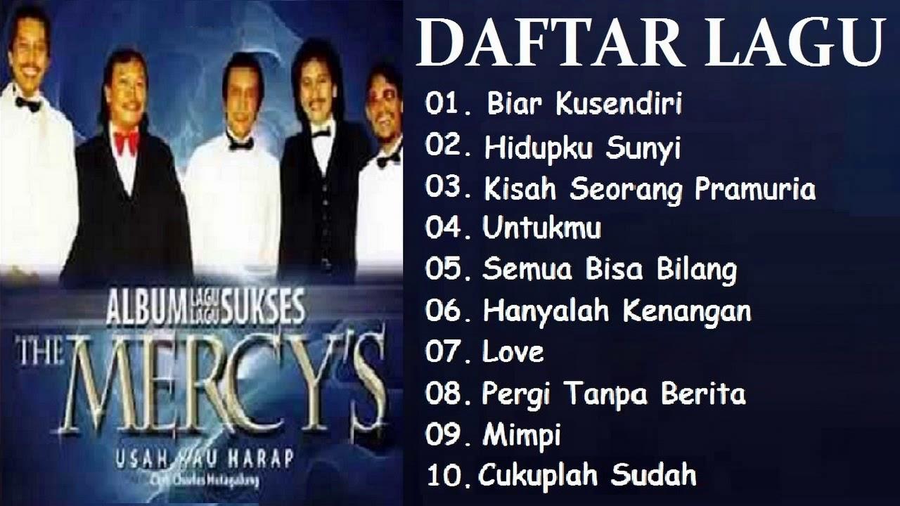 Download LAGU LAGU TERBAIK THE MERCY'S