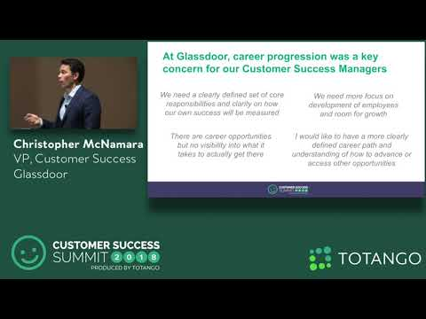 The Art and Science of Developing CSMs That Love Their Job - Customer Success Summit 2018 (Track 3)