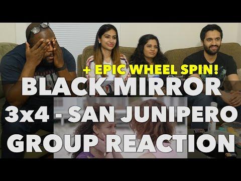 Download Youtube: React Wheel: Black Mirror - 3x4 San Junipero - Group Reaction + Wheel spin!