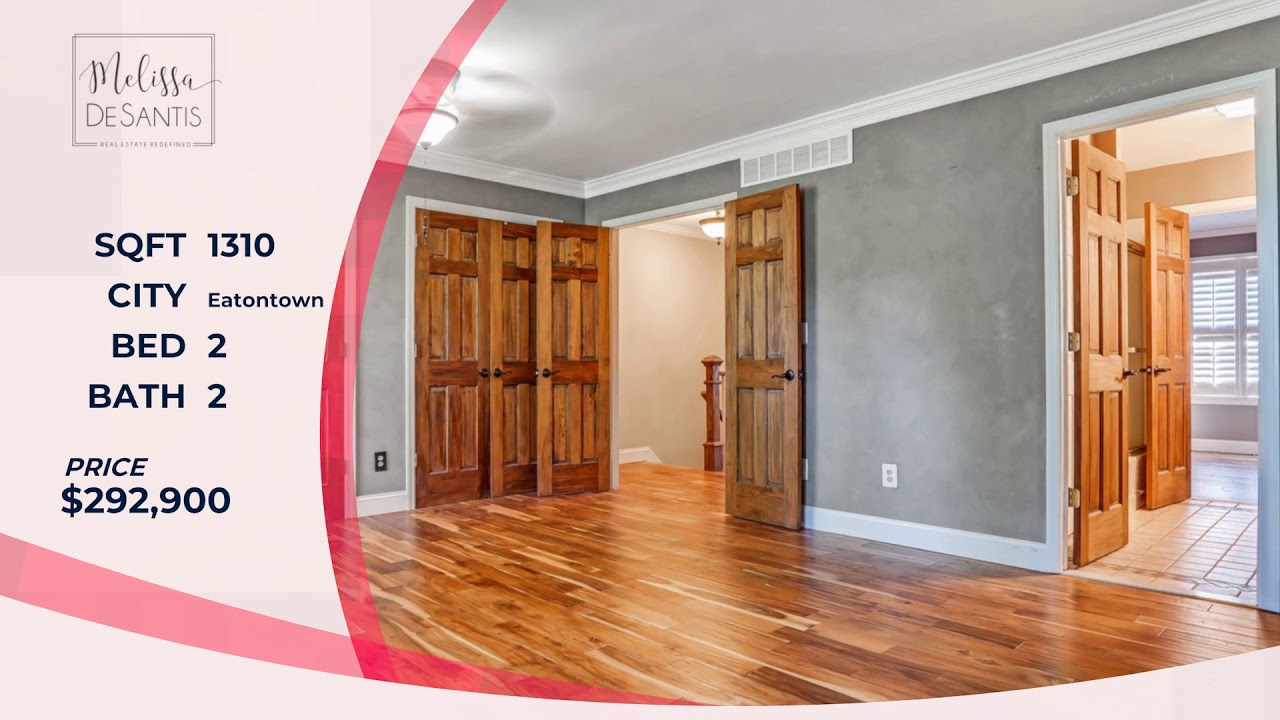 HOME FOR SALE - Beautiful Townhome in Desirable Tinton Woods - Eatontown, NJ
