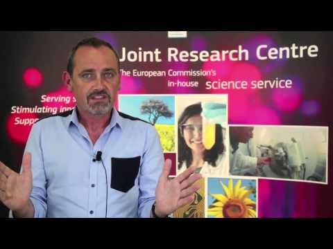 Ciarán Nicholl, JRC scientist - Public health policy support