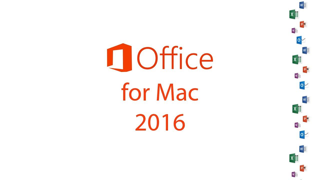 Microsoft Office 2016 For Mac Обзор