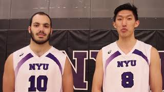Men's Volleyball - New York University - NYU Athletics Official Site