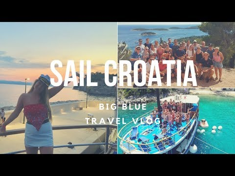SAIL CROATIA / Travel Vlog