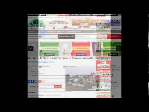 Residential Plot / Land For Sale In Saravanampatti, Coimbatore
