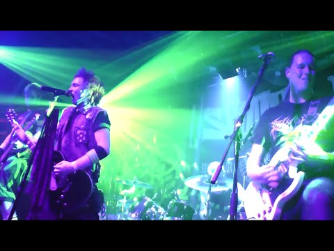 Dead Frequency - Never Gonna Fall In Love (Official Tour Video)
