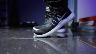 I BOUGHT NEW SHOES!   Nike Lunarstelos