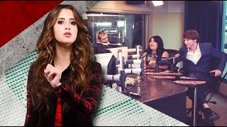 Laura Marano and the Austin & Ally Cast | For The Record | Radio Disney