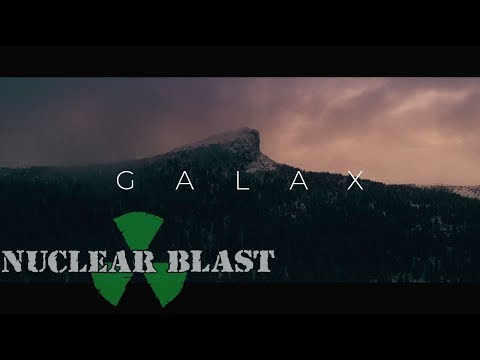 LETTERS FROM THE COLONY - Galax (OFFICIAL VIDEO)