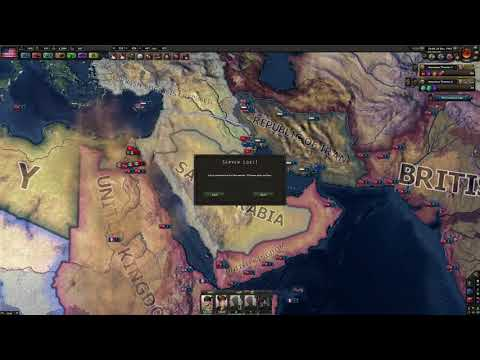 Hearts of Iron 4: Death or Dishonor MP - PFU vs Forum Game 2 - Ep 11