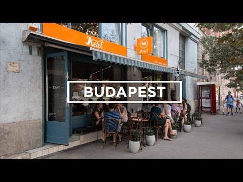The Budapest Coffee Guide | European Coffee Trip