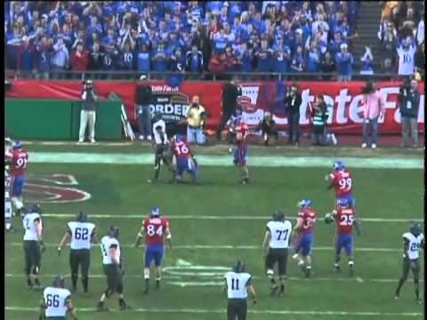 Chris Harris #16 University of Kansas Highlights 2