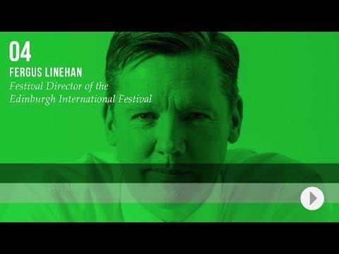 Andrew Carnegie Lecture Series – Fergus Linehan